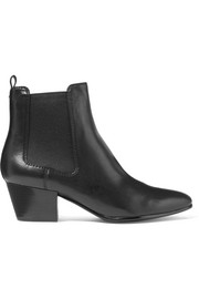 Reesa leather Chelsea boots