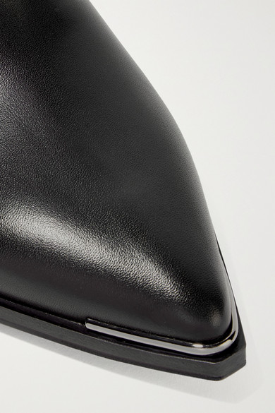 eafe23816de Acne Studios. Jensen leather ankle boots.  760. Back in stock. Zoom In