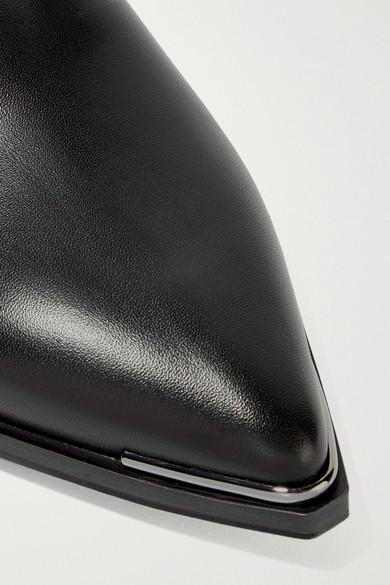Acne Studios Jensen Ankle Boots aus Leder