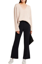 Helmut Lang Wool and cashmere-blend sweater