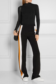 Theory Tace stretch-jersey turtleneck bodysuit