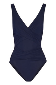 Smart ruched swimsuit