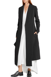 Narciso Rodriguez Wool-crepe coat