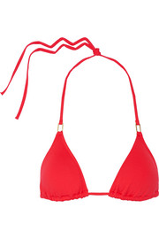 Melissa Odabash Cancun triangle bikini top