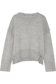 Harris wool-blend sweater