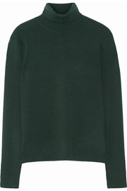 Victoria, Victoria Beckham Wool-blend turtleneck sweater
