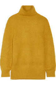 Adam Lippes Stretch-cashmere turtleneck sweater