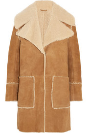 Fairport shearling coat