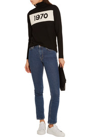 M.i.h Jeans Daily high-rise slim-leg jeans