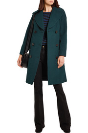 M.i.h Jeans Richards double-breasted wool-blend coat