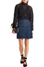 M.i.h Jeans Coda denim skirt