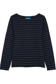 M.i.h Jeans Mariniere striped cotton-jersey top