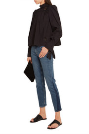 M.i.h Jeans Tomboy cropped mid-rise skinny jeans