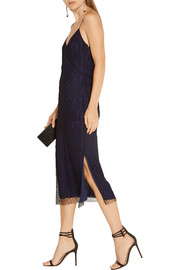 Jason Wu Guipure lace slip dress