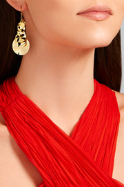 Ippolita Glamazon® Spotlight 18-karat gold earrings
