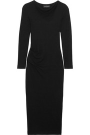 By Malene Birger Kisentan stretch-jersey midi dress