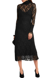 By Malene Birger Palomos corded lace midi dress