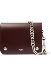 Mulberry Clifton textured-leather shoulder bag
