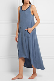 DKNY Stretch-modal maxi dress