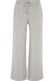 Stretch-jersey pajama pants