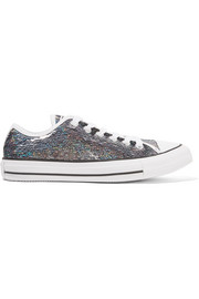 Chuck Taylor All Star sequined canvas sneakers