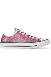 Chuck Taylor All Star sequined sneakers