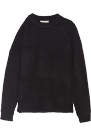 Tibi Cutout knitted sweater
