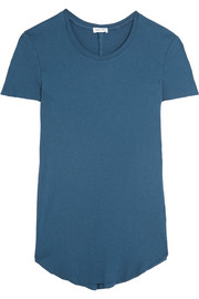 Splendid Ribbed Micro Modal and Supima cotton-blend jersey T-shirt