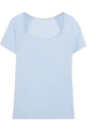 Splendid Slub modal and cotton-blend jersey T-shirt