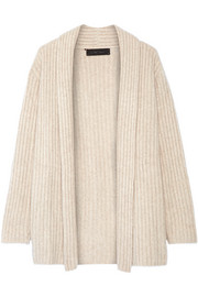 The Elder Statesman Ribbed cashmere cardigan