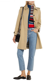 Burberry Lanebridge cotton-gabardine trench coat