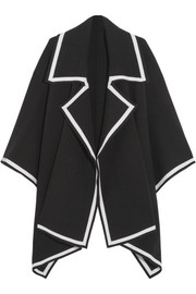 Burberry Wool-blend cape