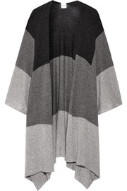 Madeleine Thompson Ingelby color-block cashmere wrap