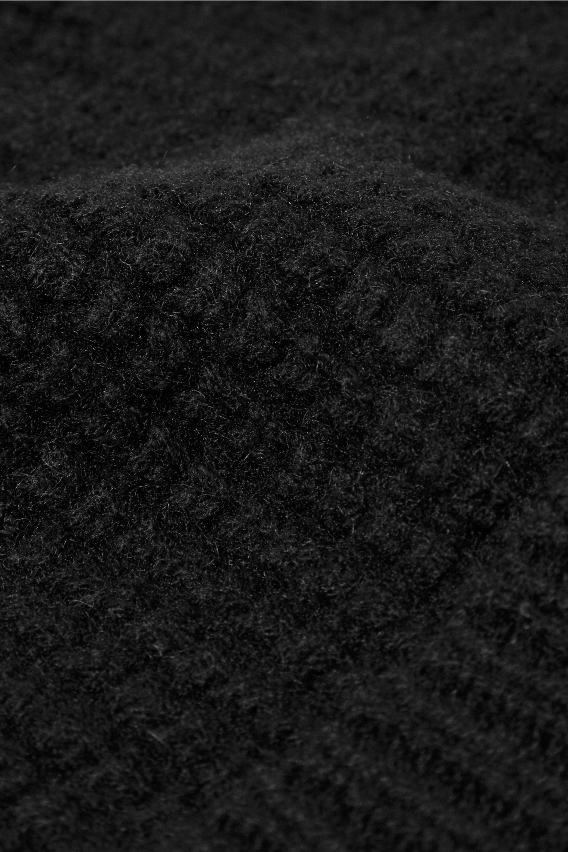 Madeleine Thompson Holby waffle-knit cashmere beanie
