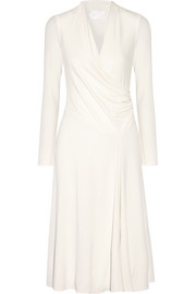 Cushnie et Ochs Grace wrap-effect stretch-jersey dress