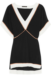 Michele voile tunic