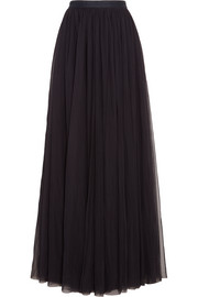 Needle & Thread Tulle maxi skirt