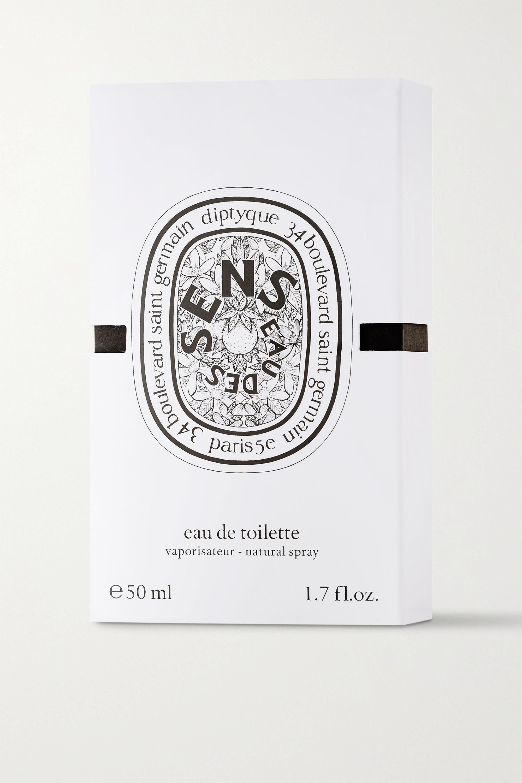 Diptyque Eau des Sens Eau de Toilette - Orange Blossom, Juniper Berries & Patchouli, 50ml
