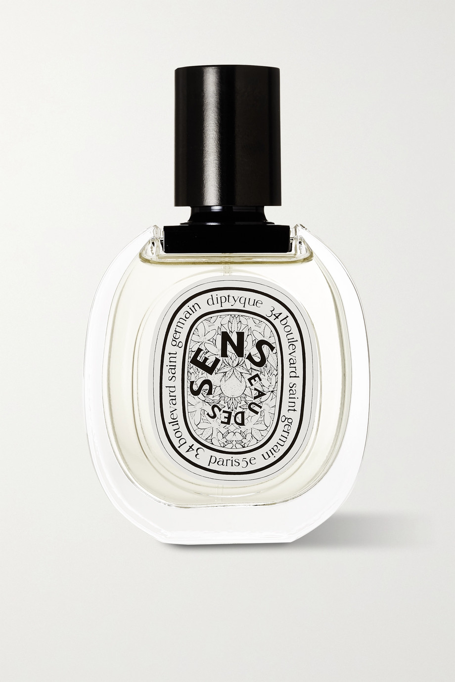 Eau Des Sens Eau De Toilette - Orange Blossom, Juniper Berries & Patchouli, 50ml, by Diptyque