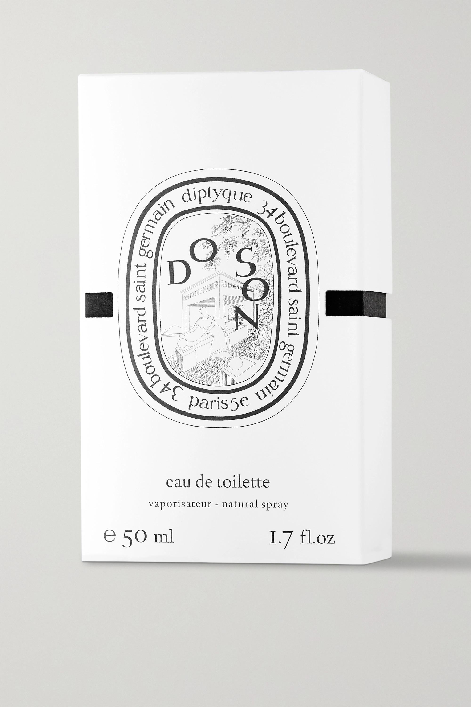 Diptyque Do Son – Tuberose, Orangenblüte, Rosa Pfeffer & Moschus, 50 ml – Eau de Toilette