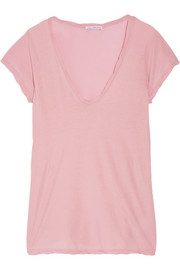 James Perse High Gauge cotton-jersey T-shirt