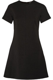 Proenza Schouler Lace-up jersey mini dress
