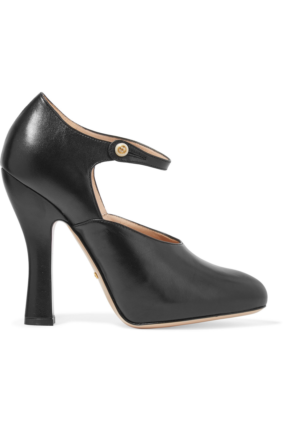 Step Out In Style With Salma's Gucci Pumps