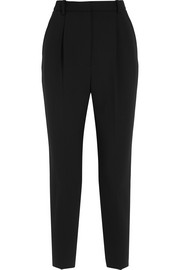 Alexander McQueen Stretch wool-blend tapered pants