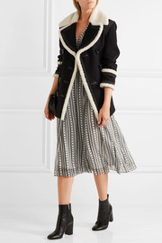 Burberry Brit Printed silk dress