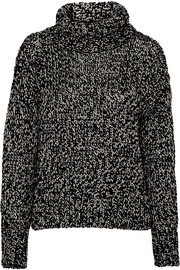 Rag & bone Sandra metallic wool-blend sweater