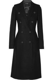 Ashton wool-blend coat
