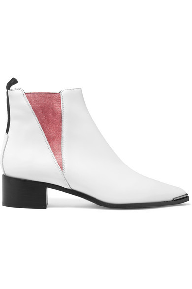5acd7b659a2ff Acne Studios. Jensen leather ankle boots