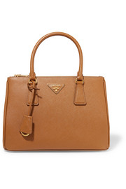 Galleria medium textured-leather tote