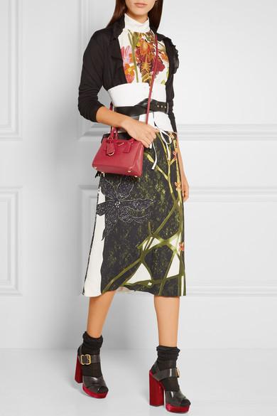 dfd91dd9e04c Galleria Baby textured-leather tote